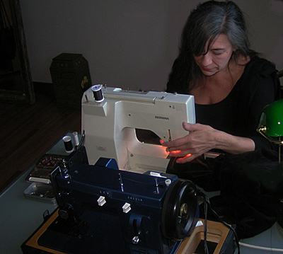 Cynthia James seamstress/tailor.
